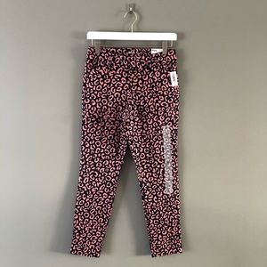 Old Navy | Pixie Pink/Navy Pants NWT